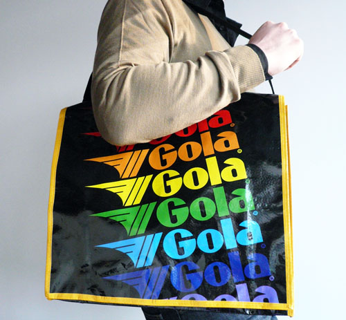 gola shopping bag