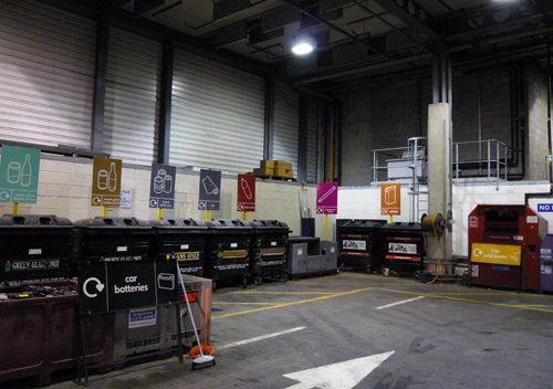 Household Reuse and Recycling Centre