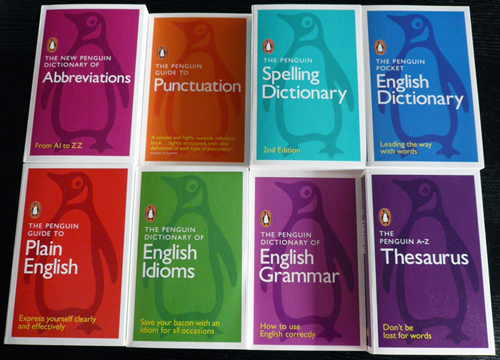 English Reference Collection by Penguin Books