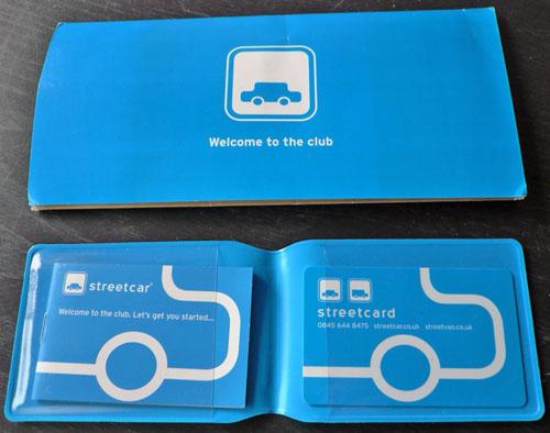streetcar membership