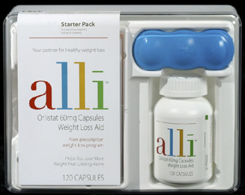 Alli Diet Pill