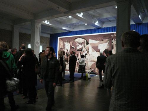 Whitechapel Gallery Reopening