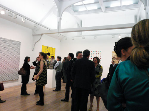 Whitechapel Gallery Reopening