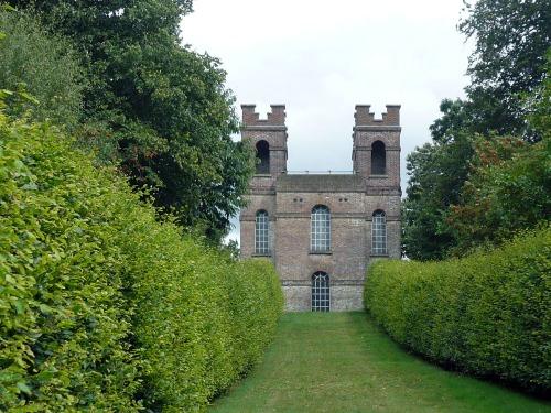 Claremont Landscape Garden Belvedere Tower