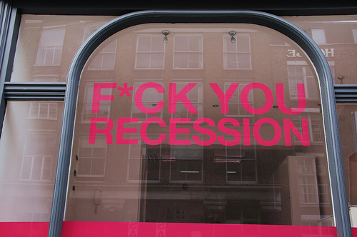 F*CK YOU RECESSION