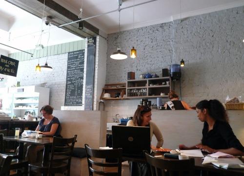 Lemon Monkey Cafe
