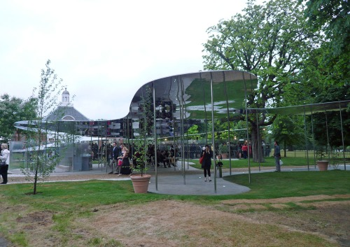 SANAA Serpentine Pavillion 2009
