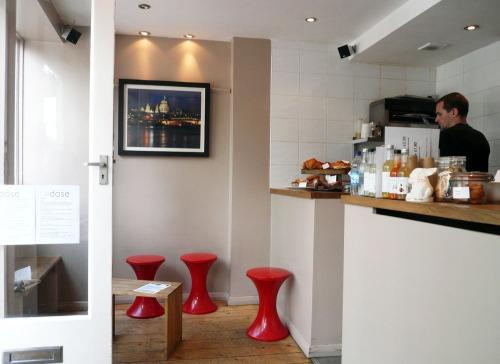Dose Espresso Cafe
