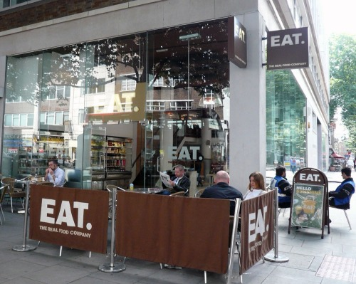 EAT. Tottenham Court Road