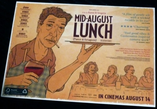 Mid-August Lunch postcard