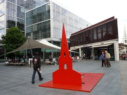 Art @ Old Spitalfields Market
