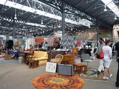 Spitalfields Market – Antique