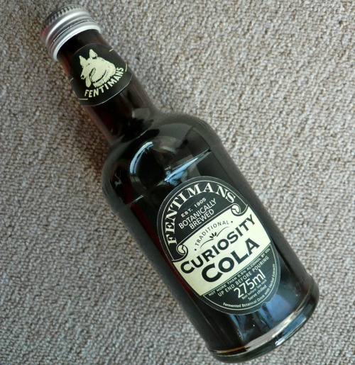 Curiosity Cola by Fentimans