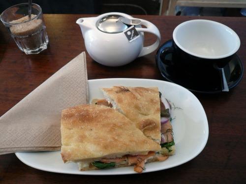 Kaffeine Café