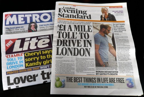 New London Evening Standard