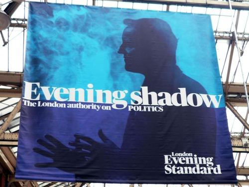Evening Standard Poster