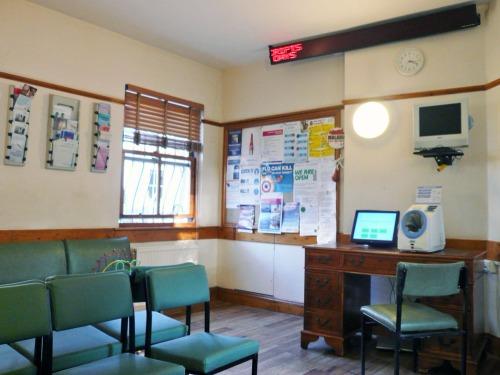 GP clinic