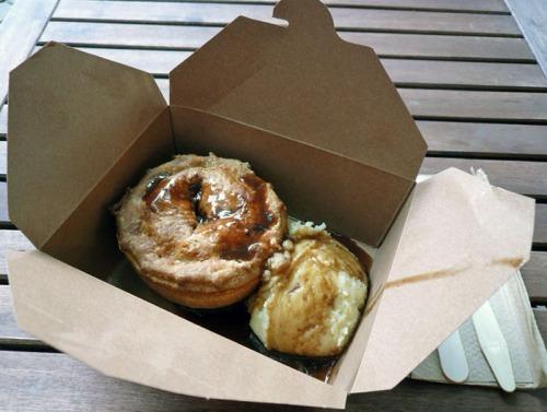 Pieminister Pie & Mash
