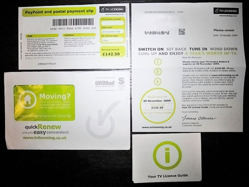TV Licensing