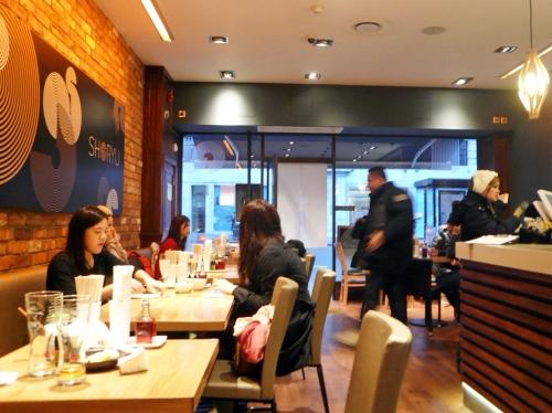 Shoryu (昇龍) Ramen @ Lower Regent Street