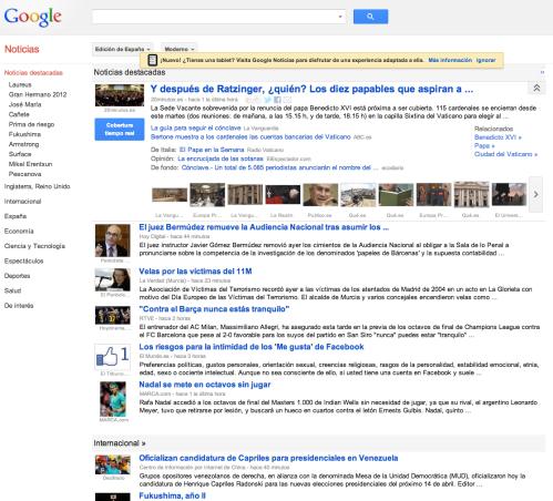Google ES